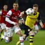 Schnelles Wiedersehen: Dortmund trifft wie schon im Vorjahr auf Arsenal