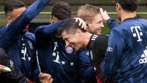"""""""Hätte mir gewünscht, Gerd Müller wäre im Stadion gewesen"""""""