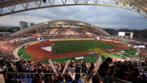 Chinas Fußball-Diplomatie