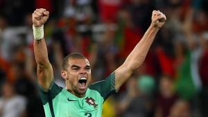 Portugals Mann fürs Grobe