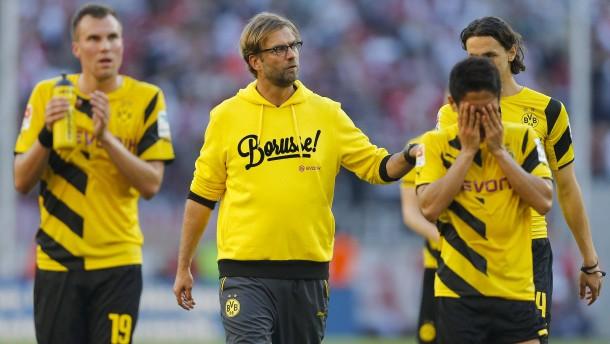 Das Dortmunder Elend hält an
