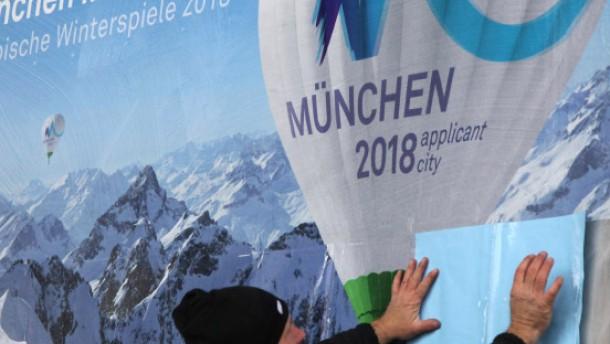 Aufsichtsrat: Olympia-Bewerbung nicht gefährdet
