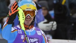 Deutsche Slalomstars zeitgleich – aber zu langsam fürs Podium