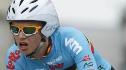 Radprofi Goolaerts stirbt nach Herzstillstand