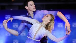 Wettkampfpause für Savchenko und Massot