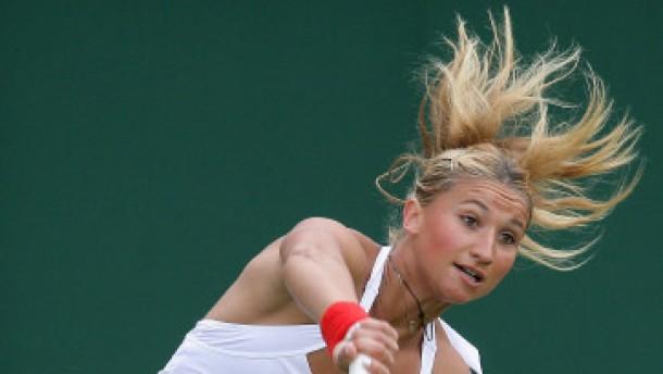 Alarmstufe Rot in Wimbledon