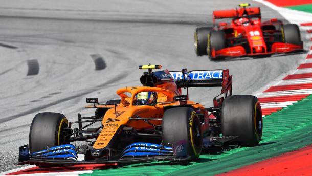 Wie es McLaren zurück zu altem Glanz schaffen will