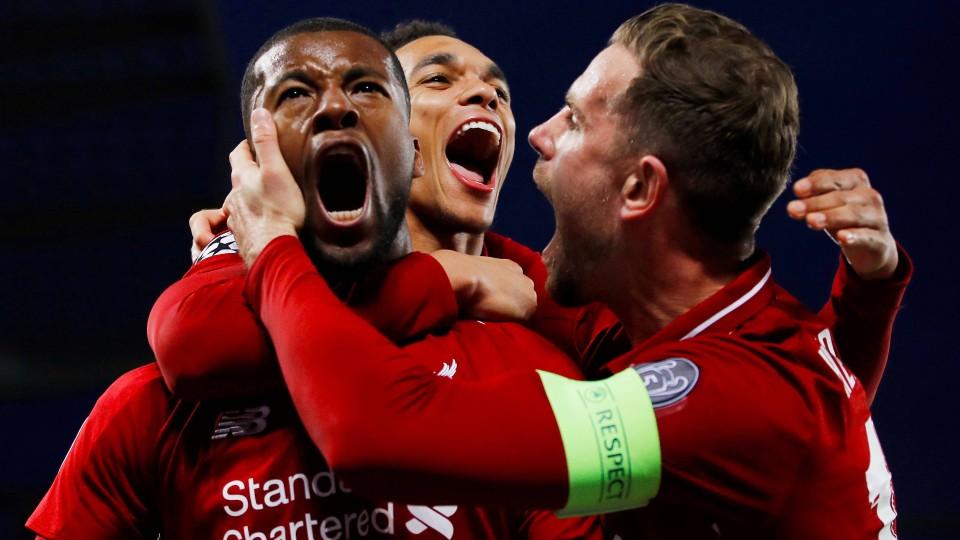 Das Hatte Keiner Erwartet Das Fussballwunder Von Liverpool