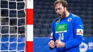 Jetzt wird es ernst für Deutschlands Handball-Team