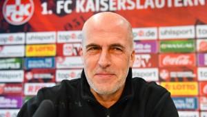 Frontzeck neuer Trainer in Kaiserslautern