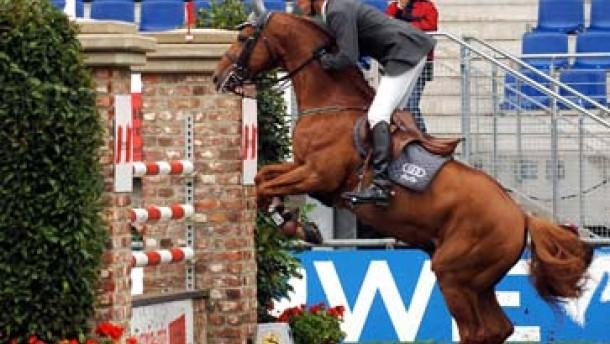 Erneute Niederlage für deutsche Reiter
