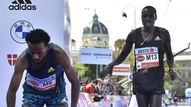Marathon-Sieger disqualifiziert