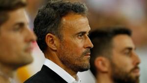Fußballwelt nimmt Anteil an Luis Enriques Trauer