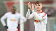 Bleibt er bei RB Leipzig? Nationalspieler Timo Werner.