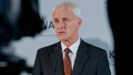 Müller macht Volkswagen Mut
