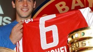 Eingewöhnen beim FC Bayern