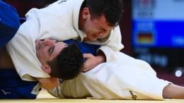 Judoka Trippel verpasst Olympia-Gold knapp