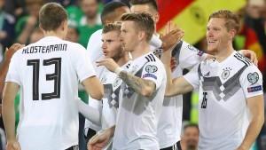 Ein wackliger deutscher Sieg