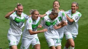 Wolfsburg wirft FC Bayern aus DFB-Pokal