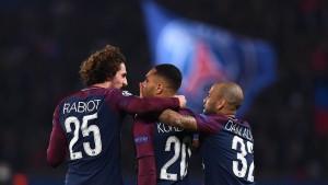 PSG in einer eigenen Liga