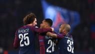 Das Star-Team der Champions League: PSG dominiert bislang nach Belieben