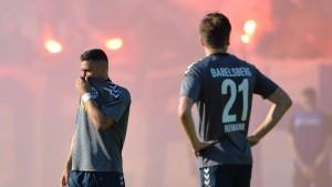 Verfahren gegen SV Babelsberg