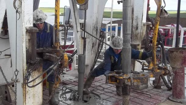 Schieferöl könnte Deutschland reicher machen