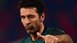 Buffon bleibt noch ein bisschen
