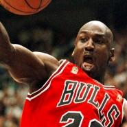 Das waren noch Zeiten: Basketball-Legende Michael Jordan bei den Chicago Bulls