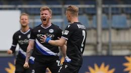 Bielefeld verlässt die Abstiegsränge