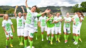 Feiertag für Wolfsburg