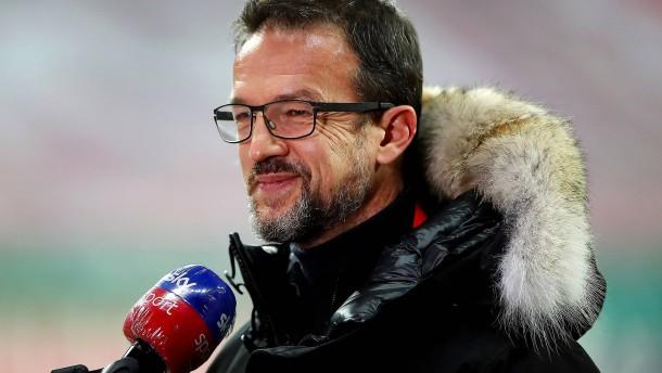 Eintracht Frankfurts Angriff aufs Establishment