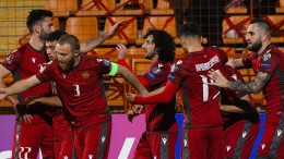 Armenien übernimmt Tabellenführung