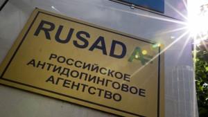 Russland gewährt Wada Zugang zu Labors