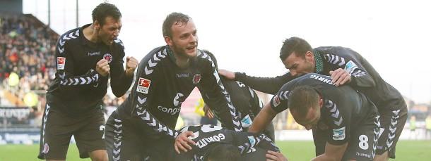 Die Lichter gehen noch nicht aus: der FC St. Pauli kann noch gewinnen