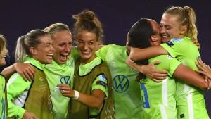 Der schwere Wolfsburger Weg zum Ruhm