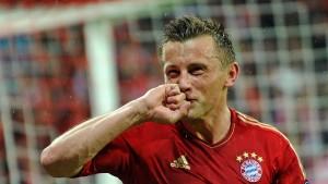 Bayern auf dem Weg nach München