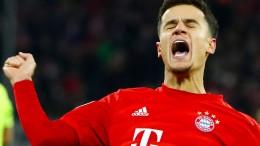 Verletzung von Coman überschattet Bayern-Sieg