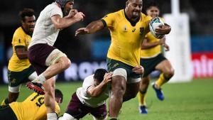 Australien wahrt Chance auf den Gruppensieg