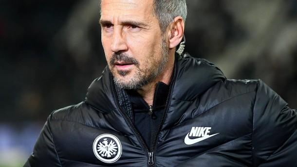 Die heikle Situation von Eintracht Frankfurt