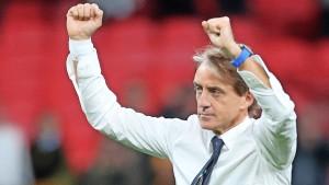 Mancini hat Italien das schöne Spiel beigebracht