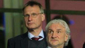 Bayern wirbt Leverkusener Manager Reschke ab