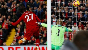 Origi sichert Liverpool Derbysieg