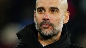 Guardiolas Team kommt dem Titel näher