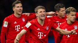 FC Bayern lässt Klinsmann keine Chance