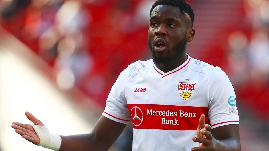 Nichts zu holen für Orel Mangala und den VfB Stuttgart gab es gegen Freiburg.