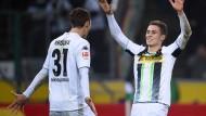 Mönchengladbach ist zu schnell für Werder