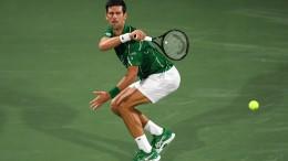 Djokovic will spielen