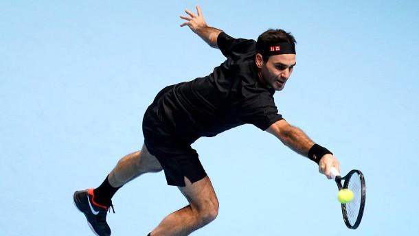 Federer und die Rückkehr voller Fragen