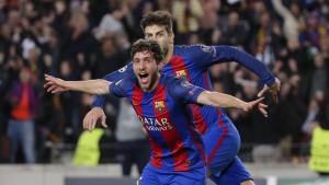 Barcelona schafft das Wunder